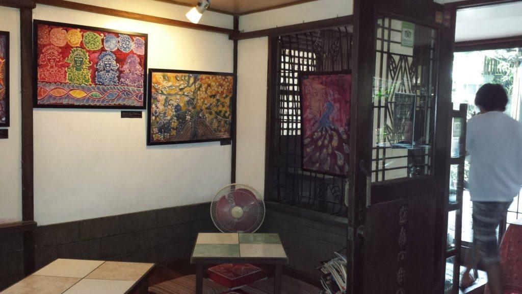ケソン市レストランのおすすめ フィリピン大学ディリマン校側